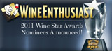 2011 Wine Enthusiast Wine Star Awards announced